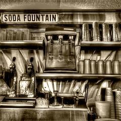 Soda Foutain